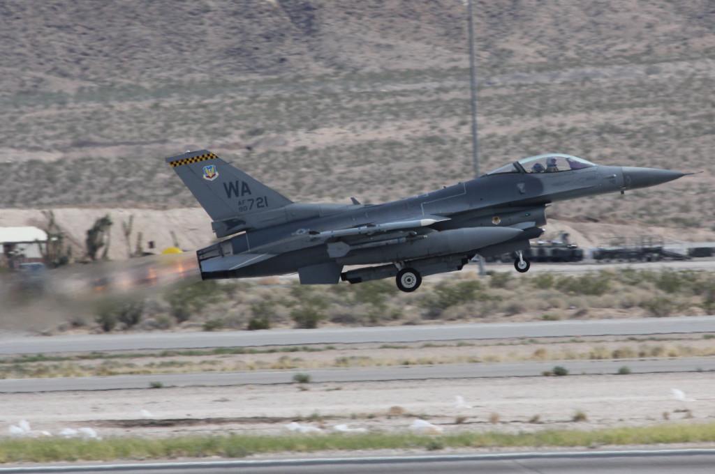 F16 Scramble