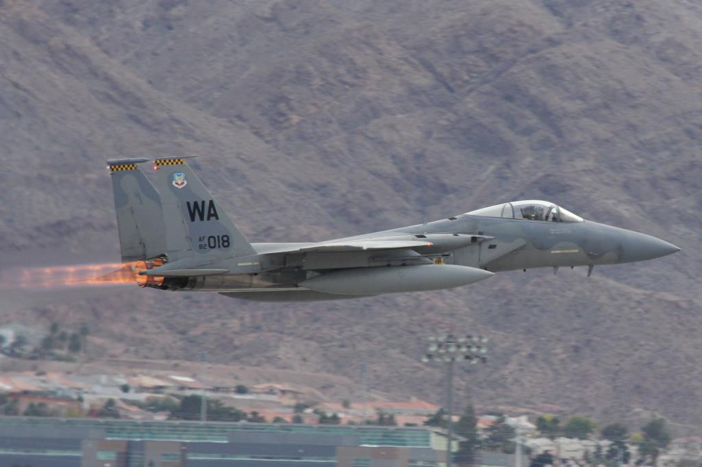 F-15 C Take Off