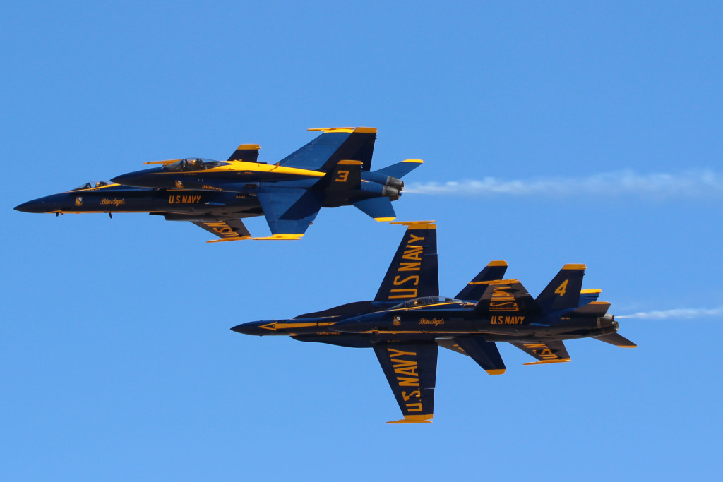 Blue Angels, March 2013 NAF El Centro