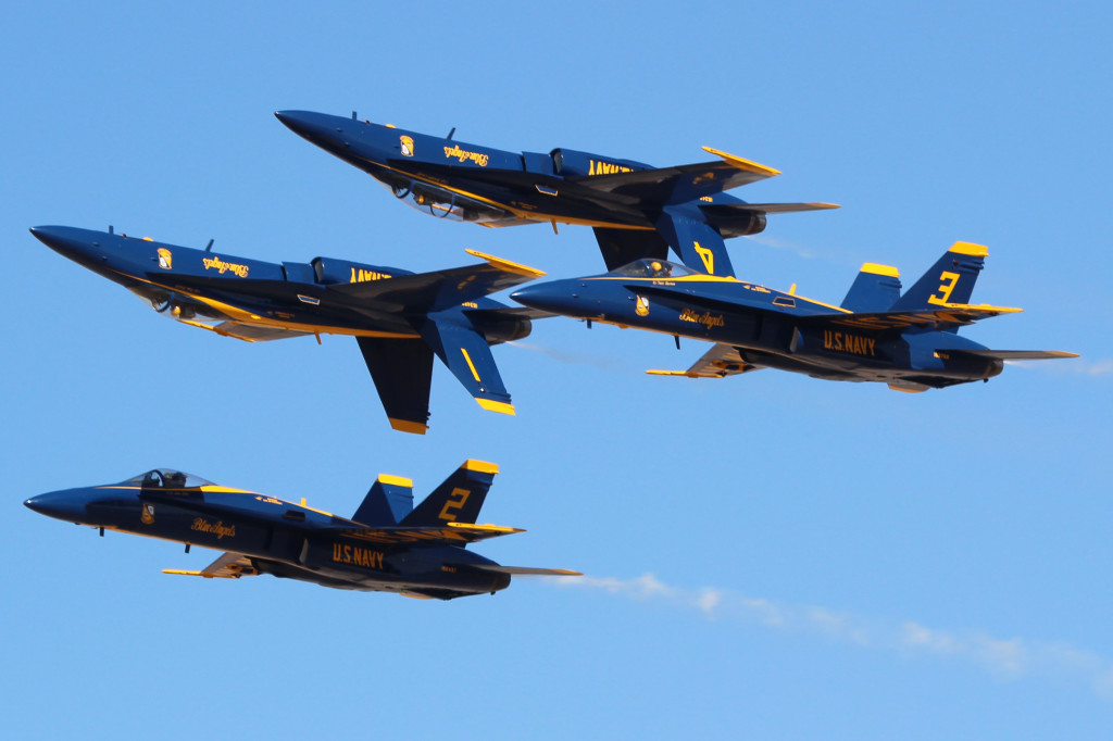 Blue Angels, NAF El Centro March 2013
