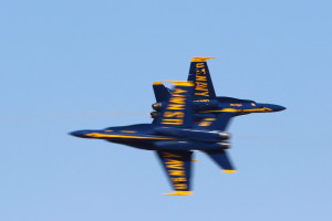 Blue Angels captured during NAF El Centro Airshow 2013