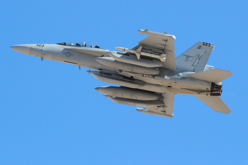 EA-18G Growler, Red Flag 2013 -3 Nellis AFB Nevada