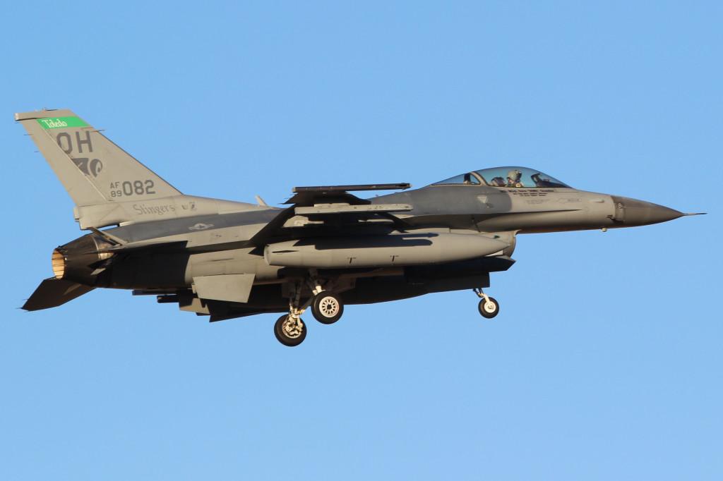 F16C Ohio ANG