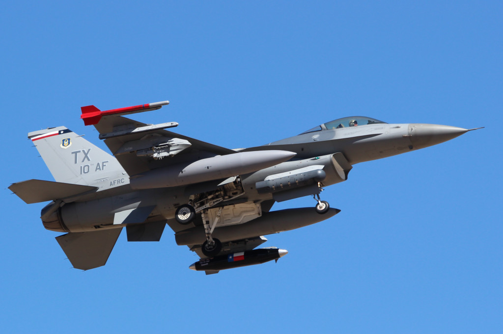 F16C AFRC 457th FS Texas ANG Fort Worth, March 2013 Davis-Monthan AFB Arizona