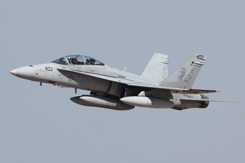 F18C VFA-106 Gladiators Oceana NAS Oceana, March 2013 Mesa-Williams Gateway