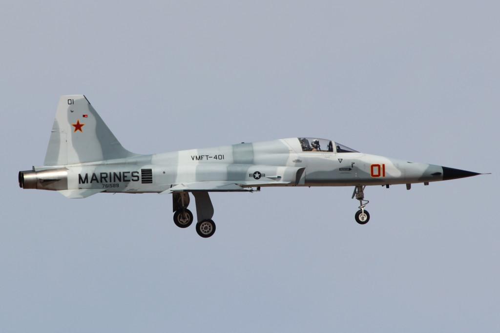 F5 VMFAT-401, March 2013 MCAS Yuma