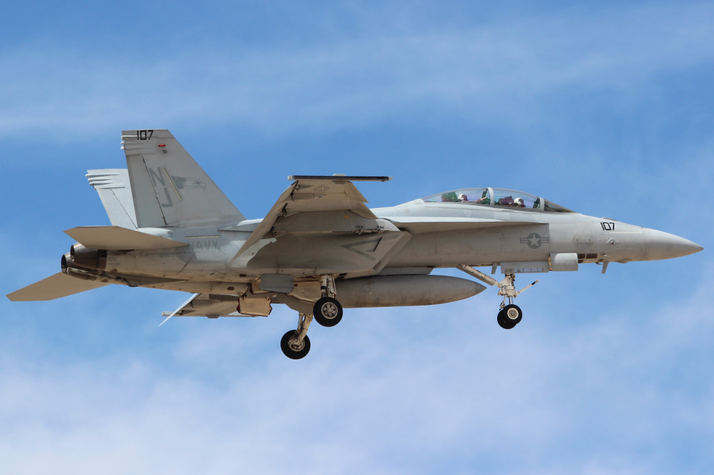 F/A 18 E VFA 122 Flying Eagels NAS Lemoore, March 2013 Yuma MCAS Arizona