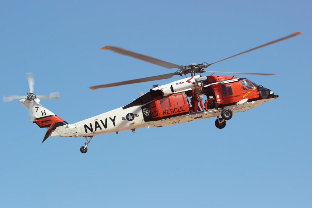 MH-60 S Seahawk NAS Fallon, March 2013 NAF El Centro Airshow