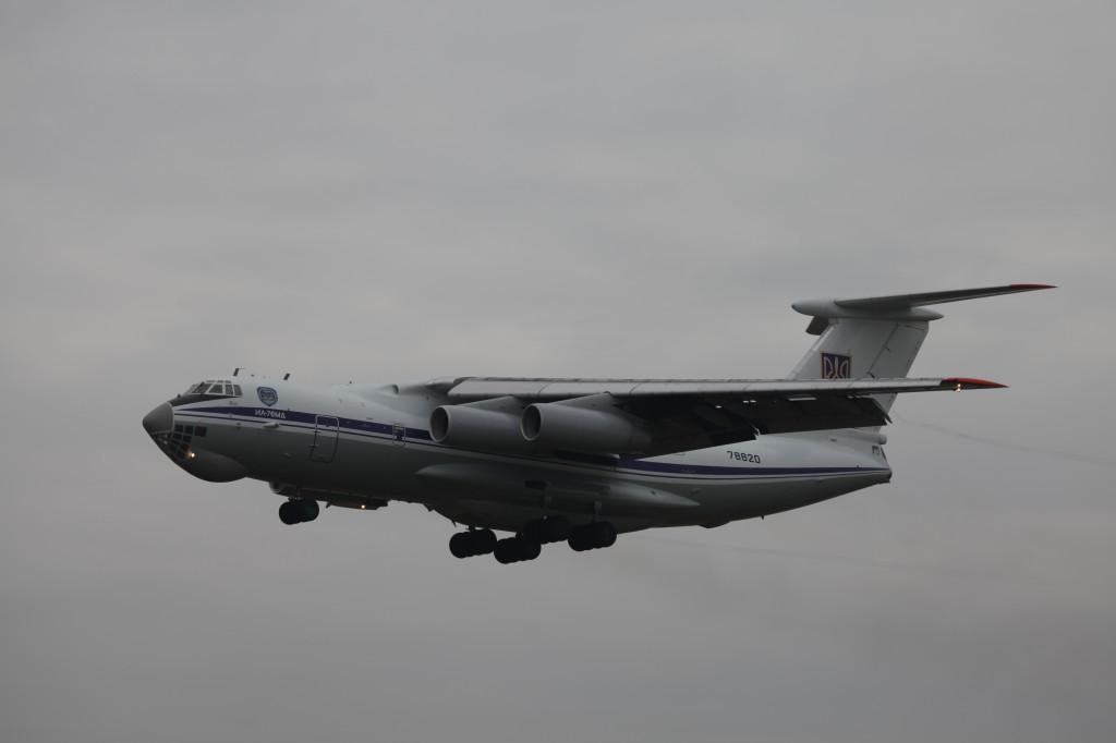 Il-76MD 25 TABR Ukrainian AF