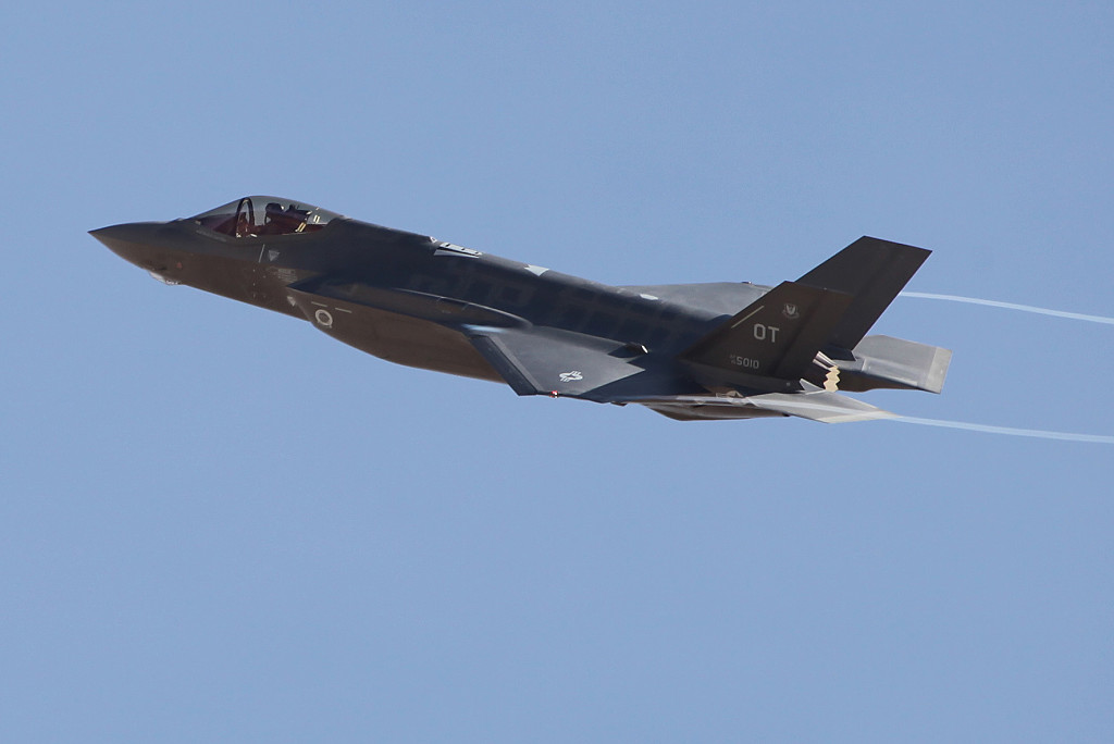 F35 Low Pass