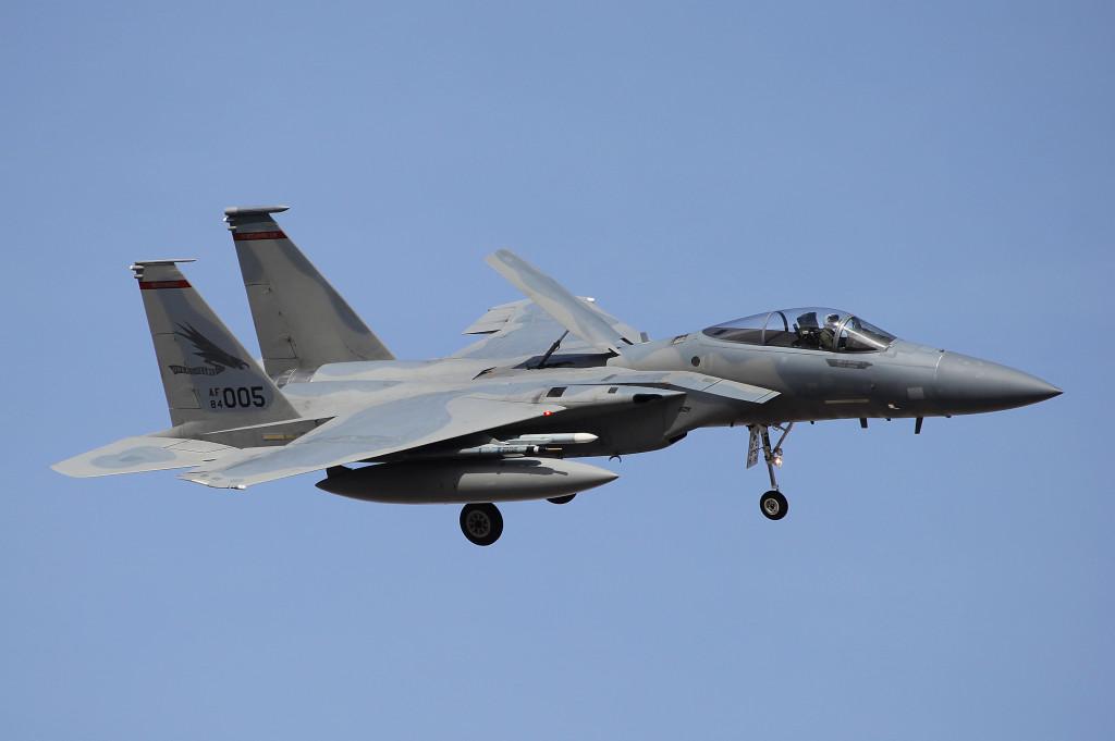 Portland ANG F16