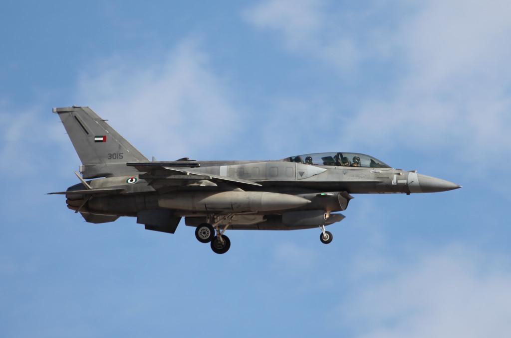 UAE F16