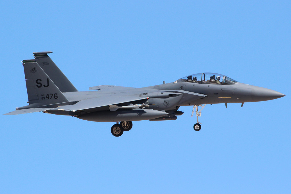 F15E Seymour Johnson