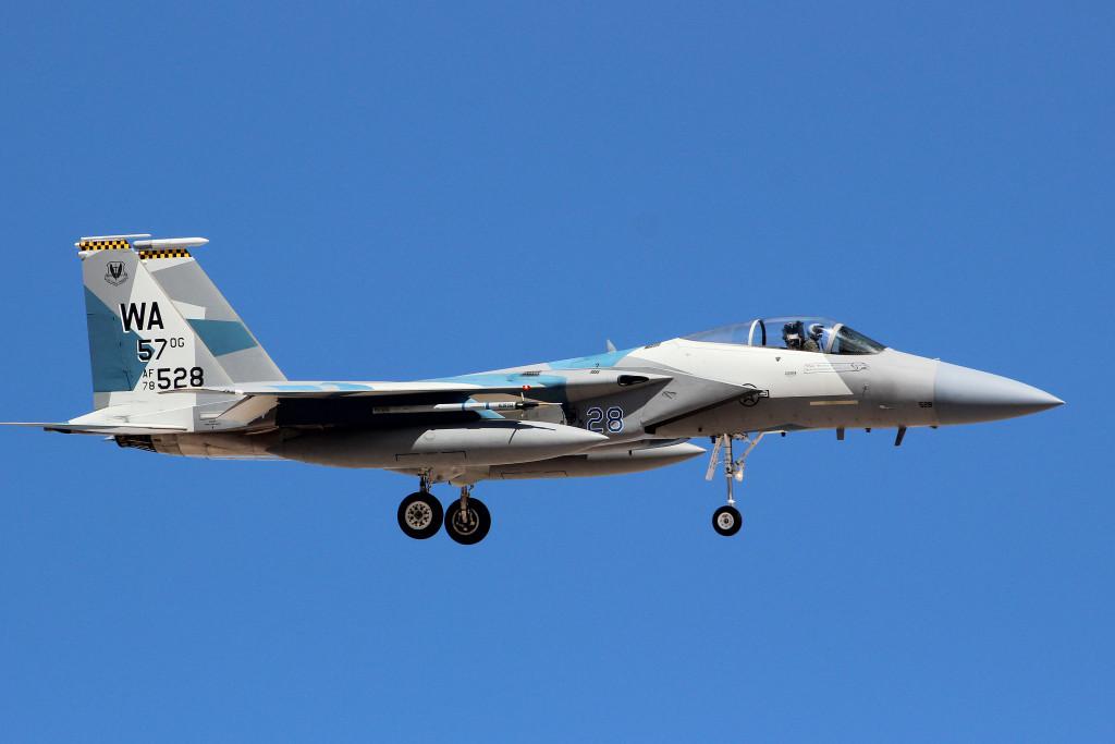 F15 Agressor