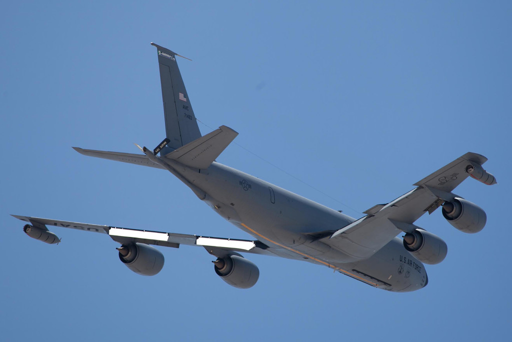 KC135 Take Off