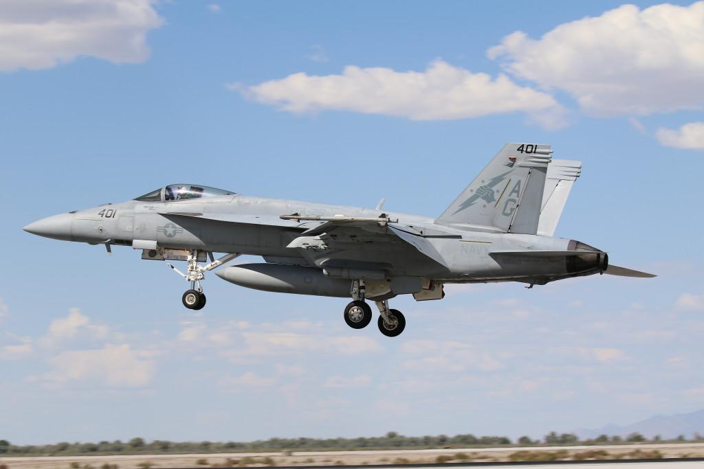 F/A-18E VFA-25
