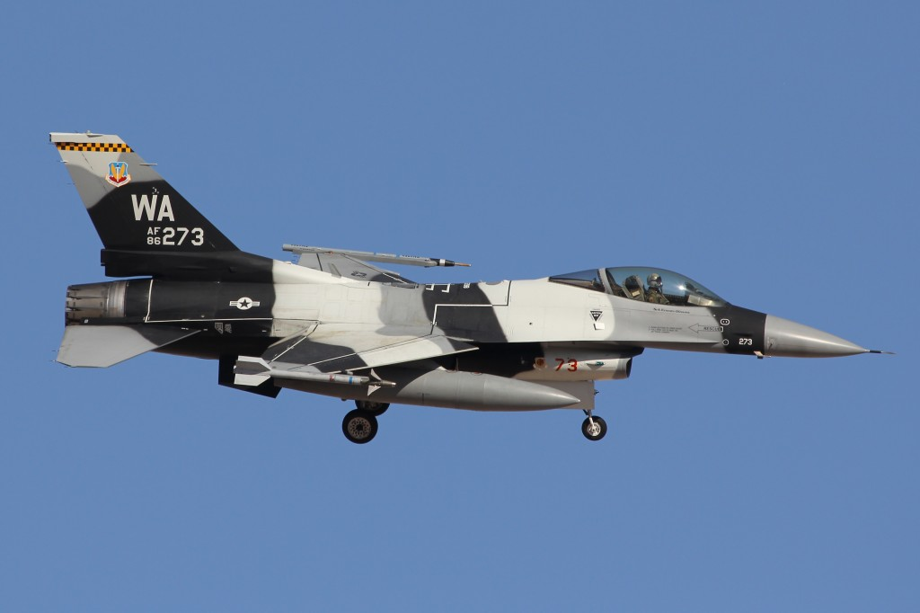 F16 Agrerssor Artic Color Scheme 86 273
